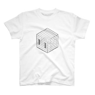 ねんねキューブLINE T-shirts