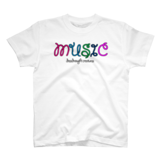 dnc_TheShopのstrings music T-shirts