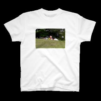 ヒナタカのSHIBA_INU T-shirts