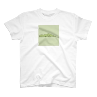 かわいいティラノサウルス T-shirts