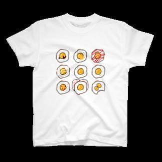たぴおかくんのたまご大戦争 T-shirts