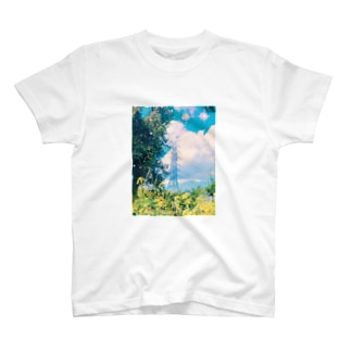 The summer solstice 「0」 T-shirts