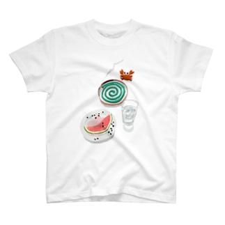 夏のひととき T-shirts