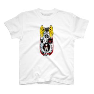 レトロフューチャー T-shirts