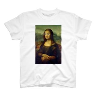 モナ・リザ T-shirts