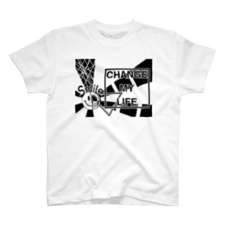 ニコドクロからぴかーん T-shirts