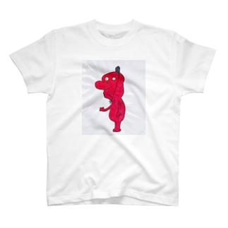 天狗ちゃん T-shirts