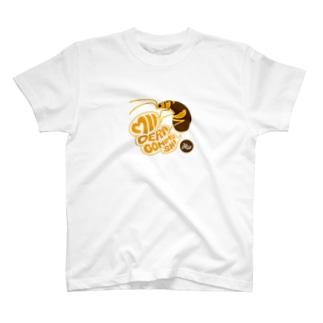 ミイデラゴミムシ T-shirts
