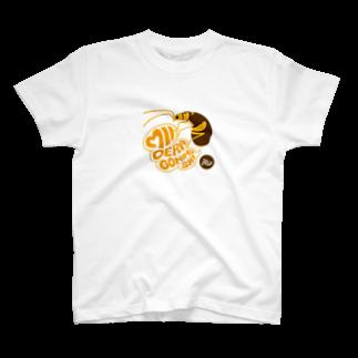 kocoonのミイデラゴミムシ T-shirts