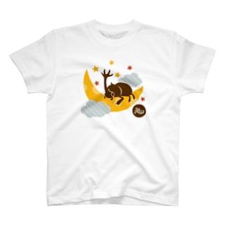 夜空のカブトムシ T-Shirt