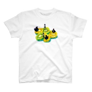 夏の宝石 T-shirts