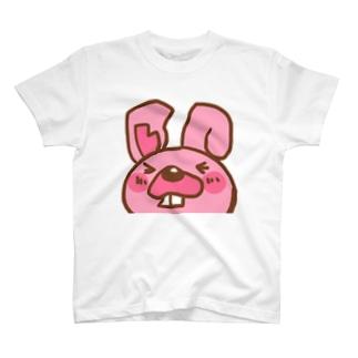 ひなたのアトリエ うさぎちゃん T-shirts
