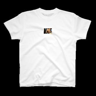gyoenkoboの看板犬カンロくん T-shirts