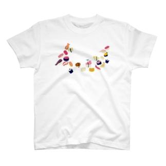 すしですし T-shirts