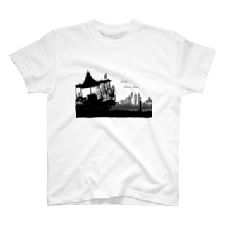 GIFT「メリーゴーラウンド」 T-shirts