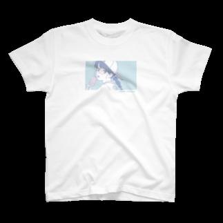 マツモトのSummer girl. T-shirts