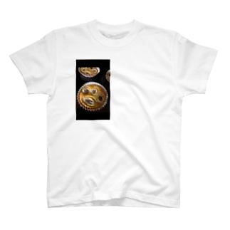 猫足バナナタルト T-shirts