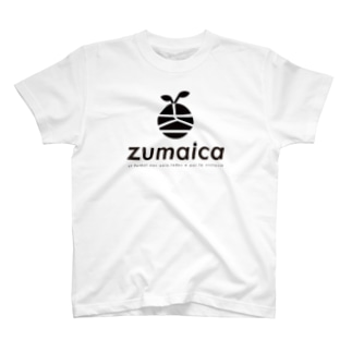 zumaica    スペイン語ロゴTシャツ T-shirts