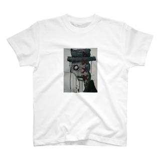 トップハット翁 T-shirts