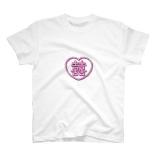 チャイナ・シュアンシー T-shirts