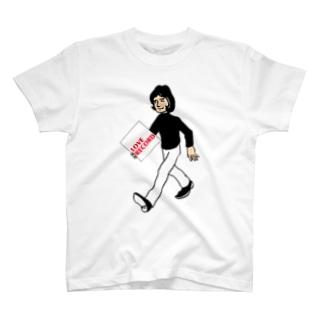 ふうさん、さんぽ T-shirts