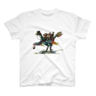 おでかけ T-shirts