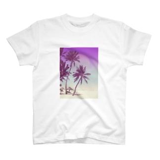summer vacation T-shirts