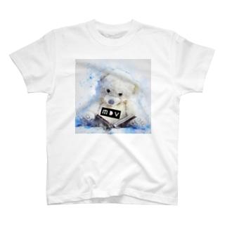 MDV ロゴべア T-shirts