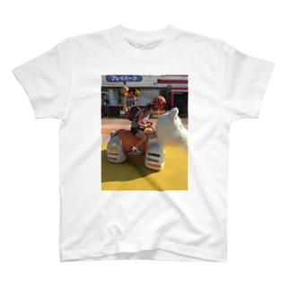 伊波ひふみのゆうえんち T-shirts