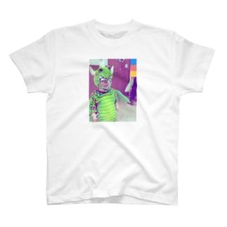 ちじょうさいきょうの恐竜 T-shirts