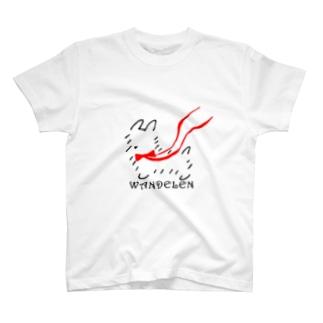 おめかしDOG T-shirts