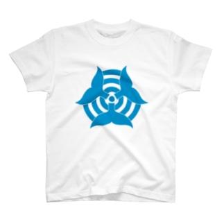 イルカテクニカロゴ T-shirts