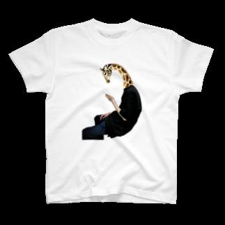 辻斬旋風のスマホ首 T-shirts
