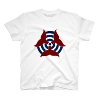 イルテクロゴ(セーラー) T-shirts