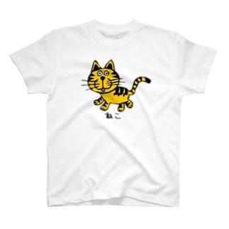 NEKO ねこ T-shirts