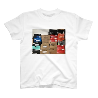 スニーカーヘッズ T-shirts