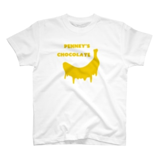 penny's chocolate T-shirts