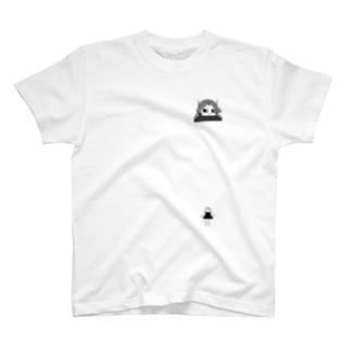 ドットメカ3chTシャツ T-shirts