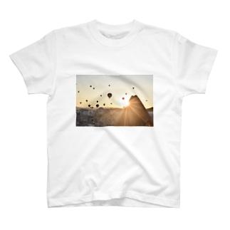 どっかの国 T-shirts