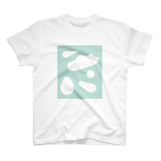 貝殻 T-shirts