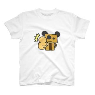 パン段ボール T-shirts