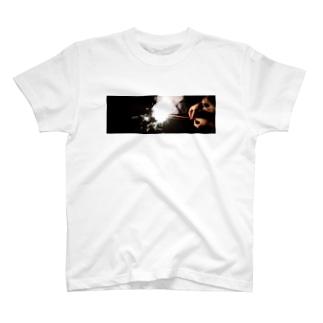 詩「八月の光」 T-shirts