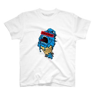 EYESCREAM T-shirts