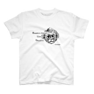 さるさる格言 T-shirts