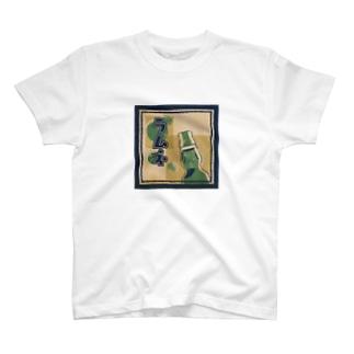 ラムネラベル T-shirts