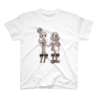 Chris and Carhy T-shirts