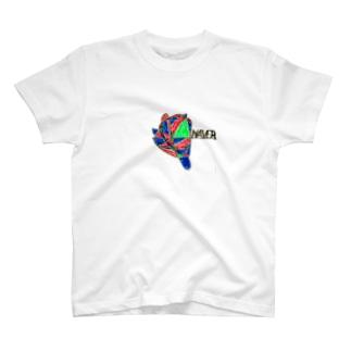 daddysonストーリーズTシャツ T-shirts
