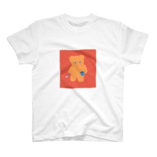 ハミガキする T-shirts
