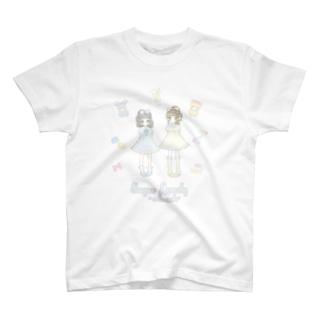 ガールズトーク・コレクション T-shirts