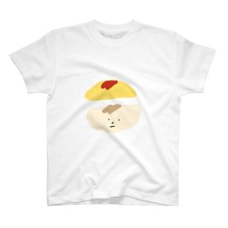オム坊 T-shirts